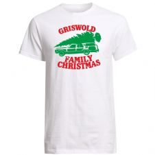 Griswold Family Christmas T shirt And Free Sticker.